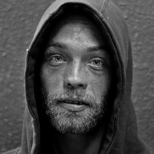 Impoverished Man